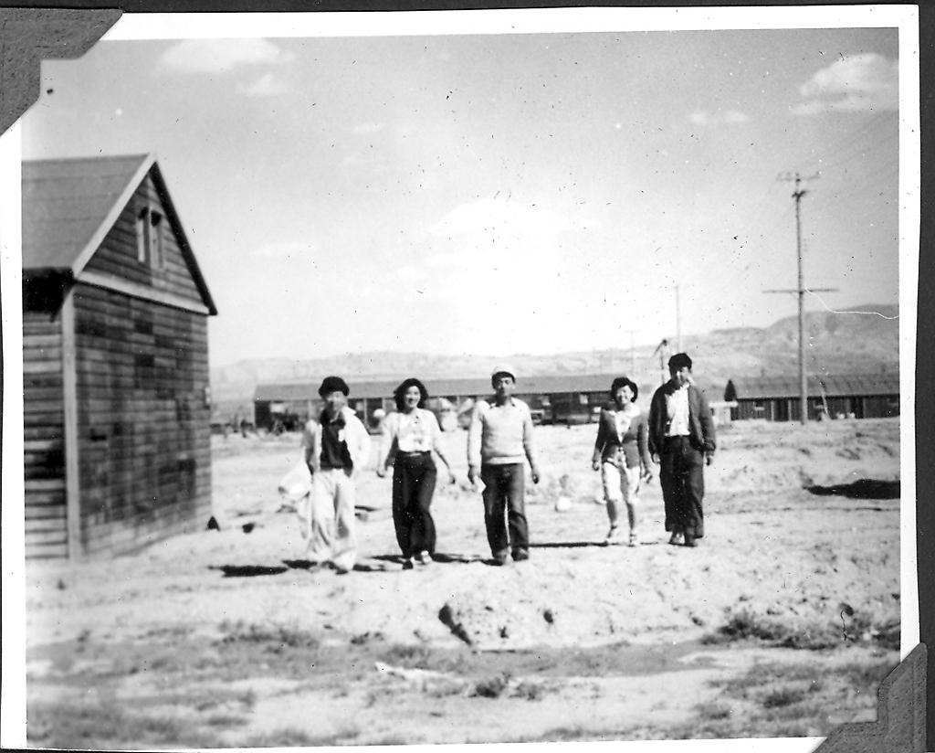 Heart Mountain Internment Camp Album | Discover Nikkei