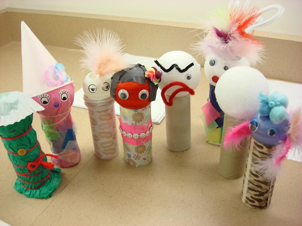 Kokeshi Craft Samples Discover Nikkei