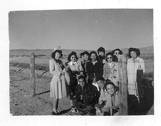 Heart Mountain Internment Camp Album Discover Nikkei