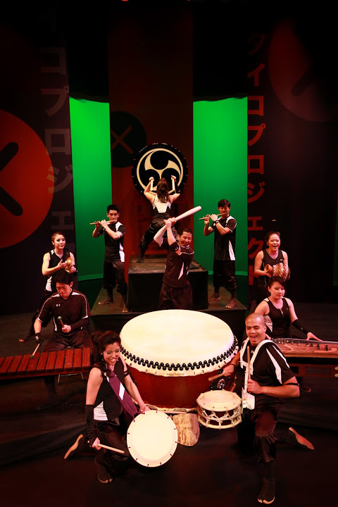 taiko project Taikoproject was founded in 2000 in los angeles, california by a group of young, emerging taiko drummers they were seeking to create a truly american style of taiko .