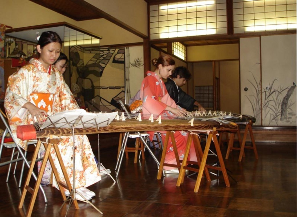 japanese how to use koto