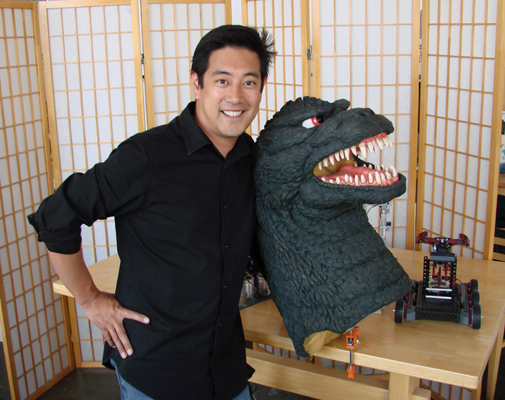 Grant Imahara Interview Discover Nikkei