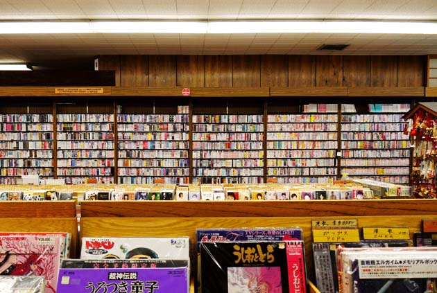 The First And Last Record Store In Little Tokyo Discover