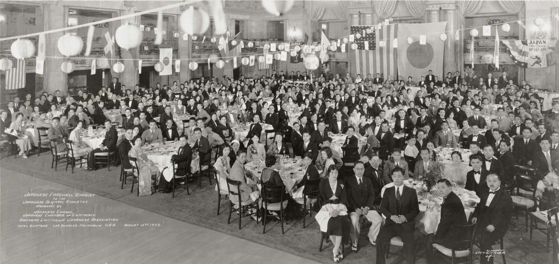 Memories of the 1932 Olympics:...