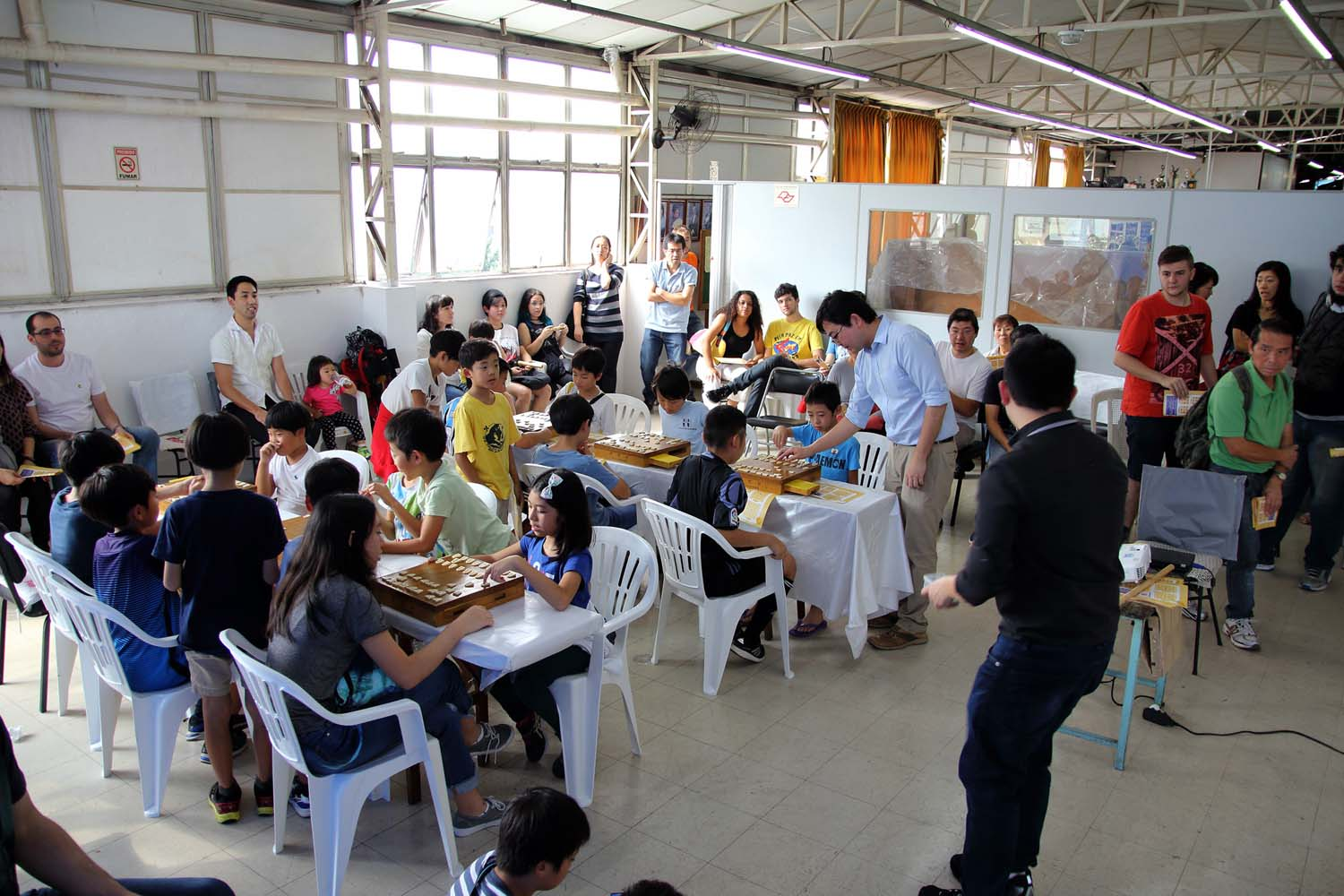 The Shogi Challenge in Brazil | Discover Nikkei