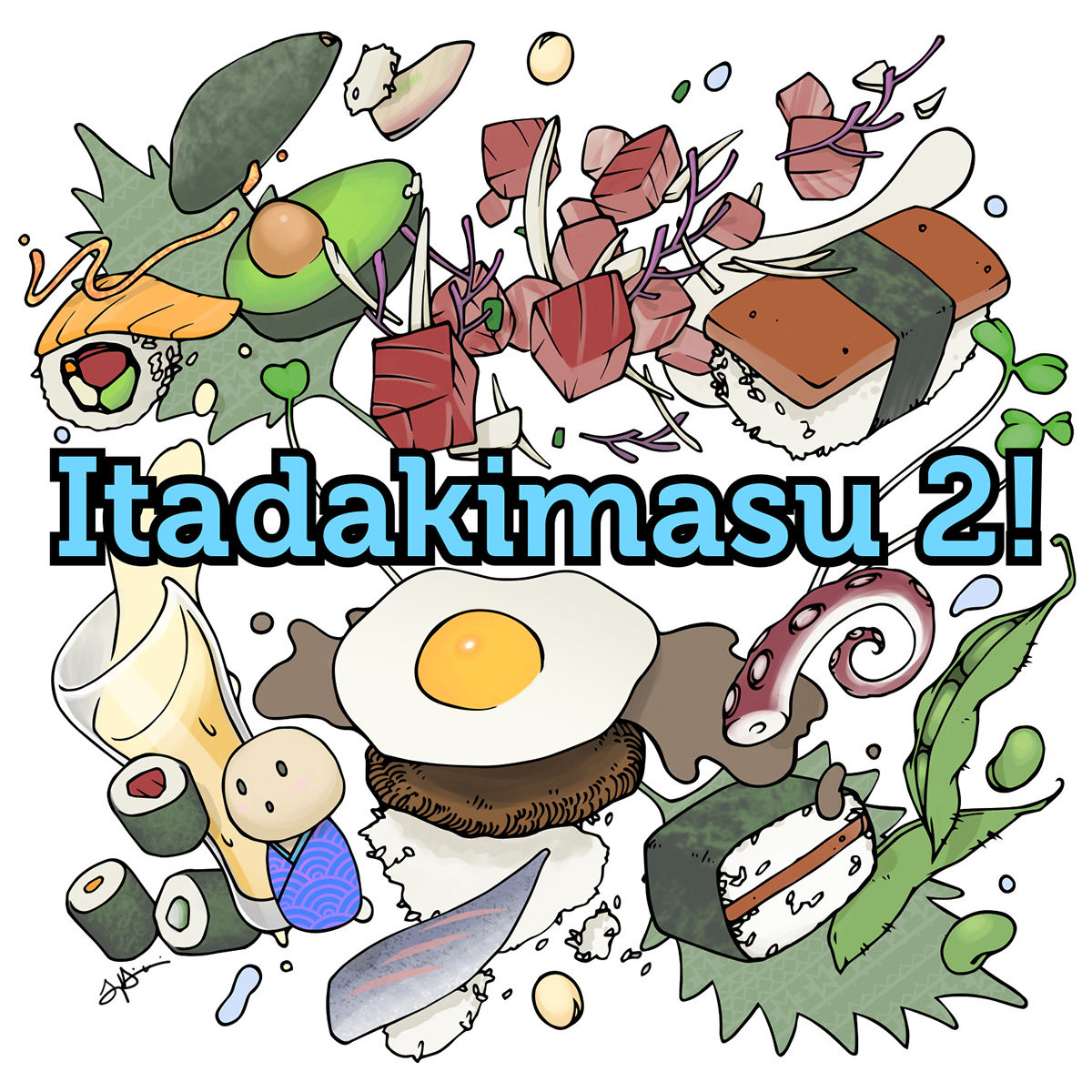 Nikkei Chronicles #6: Itadakimasu 2! Another Taste of Nikkei Culture