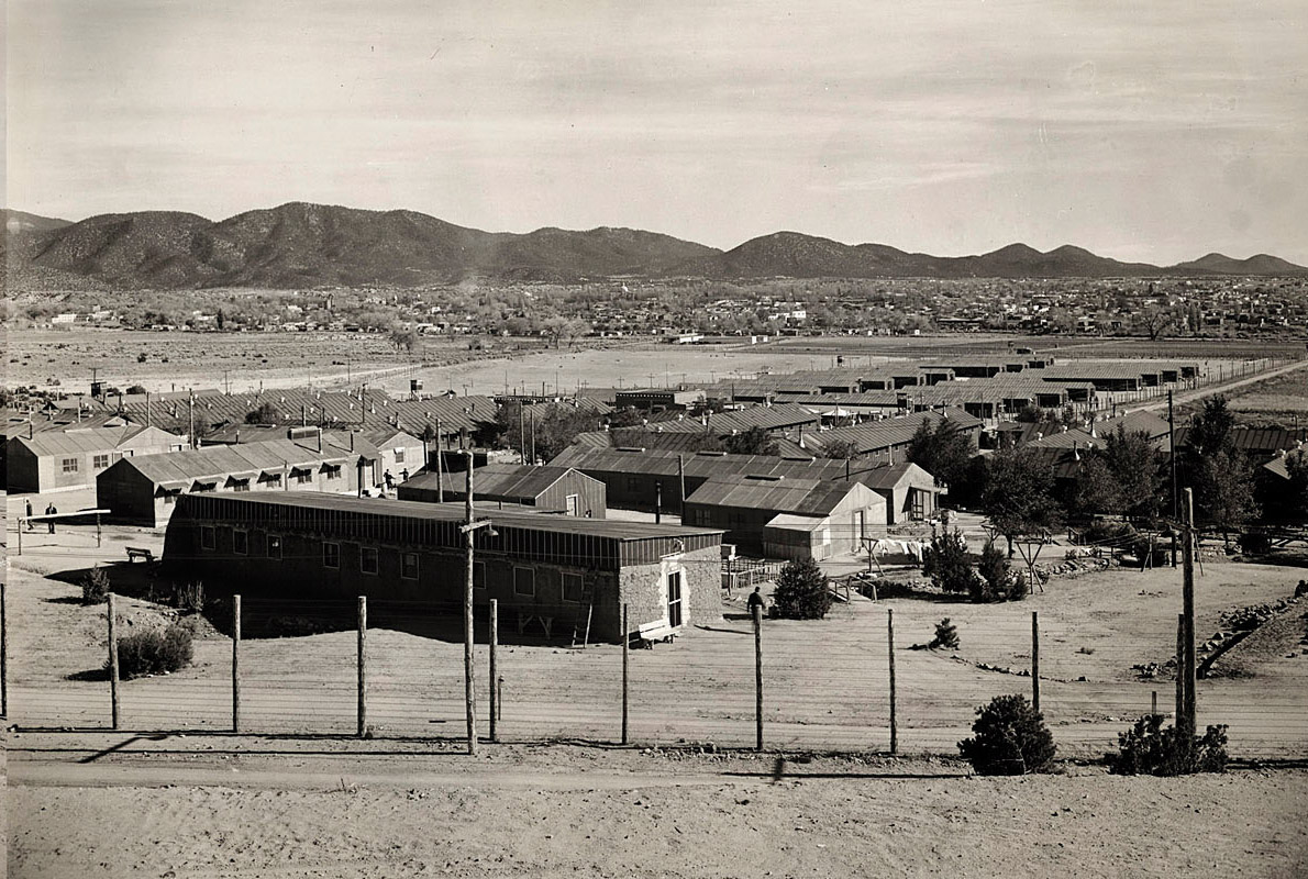 an examination of the use of japanese internment camps during world war ii The granada relocation center,  perseverance and prejudice: maintaining community in amache, colorado's world war ii japanese internment camp.